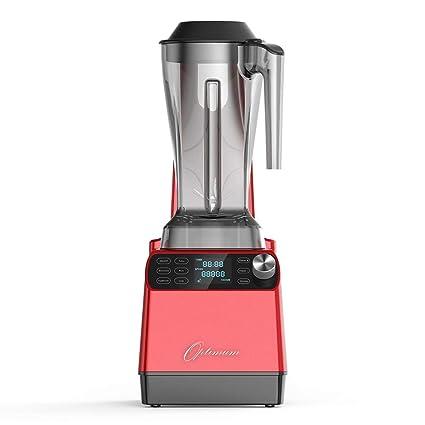 Amazon.com: Optimum Vacuum Blender - High-Speed Countertop Kitchen ...