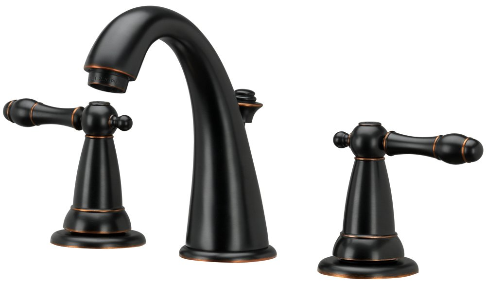 Estora 80-62521-BB Wide-Spread Lavatory Faucet from the Varese Collection