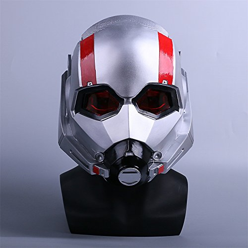 Ant-Man and The Wasp Movie Mask Replica Cosplay Helmet Marvel Universe 2018 New