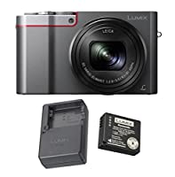 "Panasonic LUMIX ZS100 Camera w/ 1"" Sensor, Panasonic Battery, and Charger"