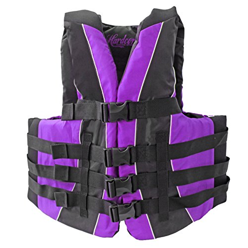 Hardcore Water Sports Adult Fully Enclosed Neoprene and Poly