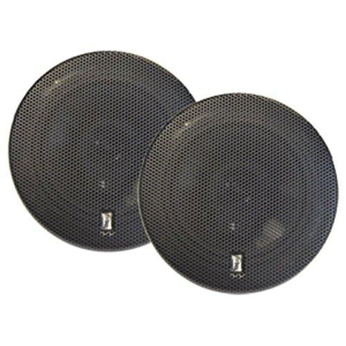 Poly-Planar 6 Marine Speakers Titanium Series 3-Way + Waterproof Consumer Electronics