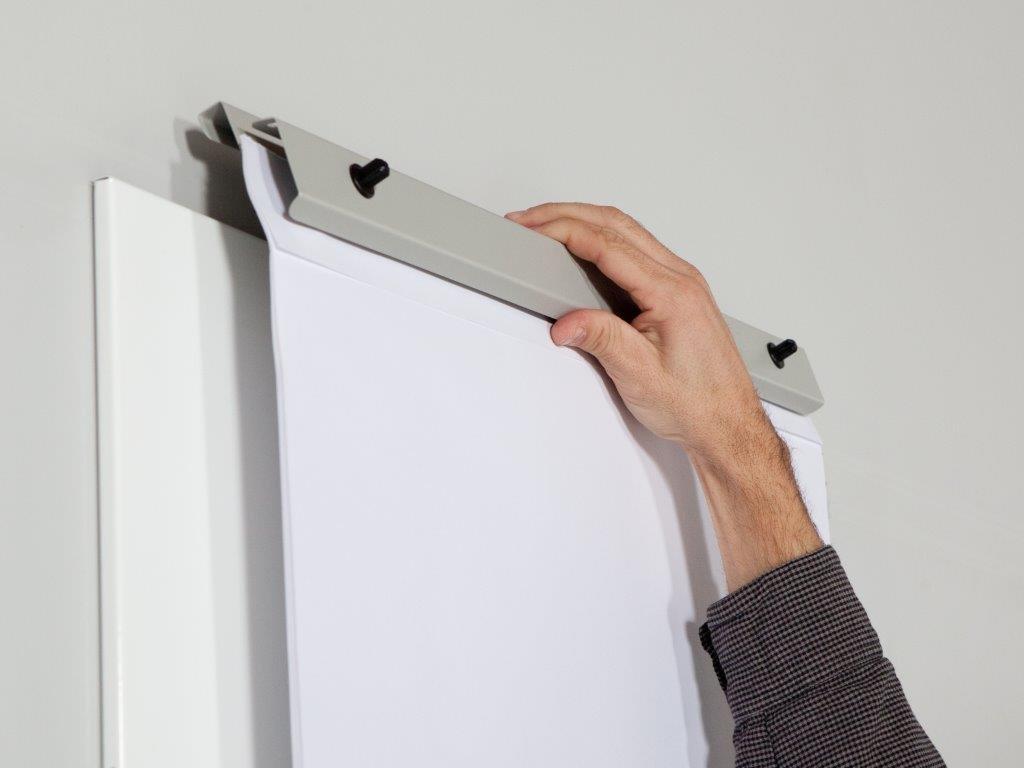 Paper Pad Morsetto per lavagne bianche