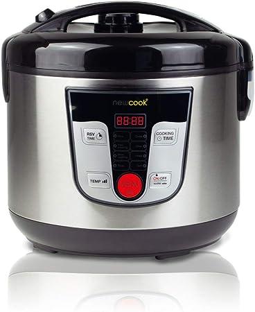 Robot de cocina multifuncion newcook opiniones
