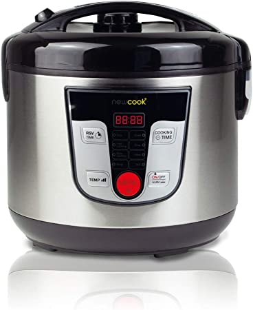 Robot de cocina newcook opiniones