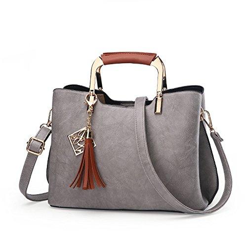 Ms Crossbody Fashion Bag Fringed Shoulder Trend Simple Bags C Handbag Bag Elegant Shoulder JPFCAK Bag dIqwz1xF1