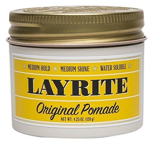 Layrite Deluxe Original Pomade, 4.25 oz