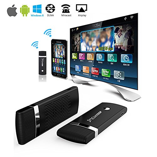 Display Costech Wireless Streaming Miracast