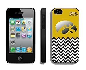 Best Cheap Iphone 4 Case Mate Iphone 4s Crinkle Covers Design Ncaa Iowa Hawkeyes Mobile Accessories