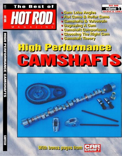 The Best of Hot Rod Magazine - Volume 11: High Performance Camshafts