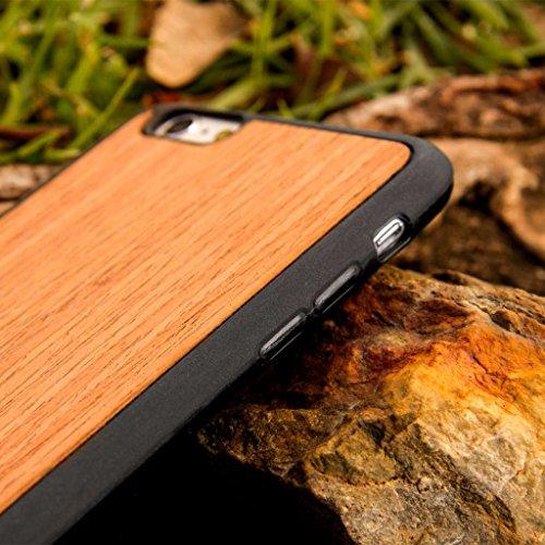 "Apple iPhone 6 Plus 5.5"" Case Tasche Hülle, EMPIRE Embark Series Repurposed Wood Flexible weiche Form-Befestigung, TPU Case Tasche Hülle for iPhone 6 Plus [Perfekte Passform & Präzise Port Ausschnitte"