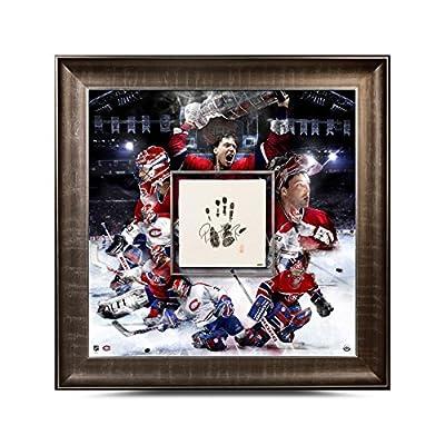 PATRICK ROY Autographed Canadiens Tegata UDA