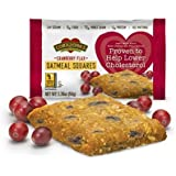 Corazonas Heart Healthy Cranberry Flax Oatmeal Square, 72 Squares