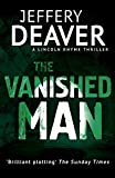The Vanished Man by Jeffery Deaver front cover