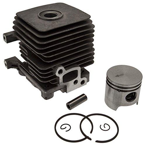 020 Piston Kit - shanze Stihl Trimmer Cylinder Piston Kit FS55 FS45 BR45 HL45 HS45 HS55 4140-020-1202 34mm