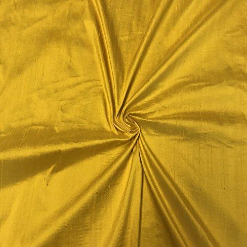 100% Pure Silk Dupioni Fabric 54