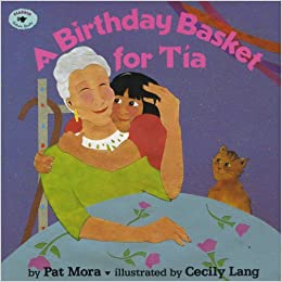 Book A Birthday Basket for Tia (Aladdin Picture Books)