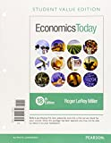 Economics Today, Student Value Edition Plus MyEconLab with Pearson EText -- Access Card Package 18th Edition