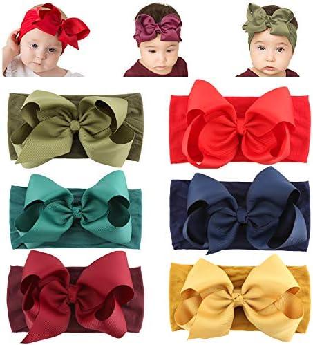 Makone Handmade Stretchy Headband Infant product image