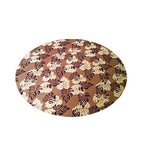 Jaminy 30*30CM Coral Velvet Bath Rug Shower Non-slip Floor Carpet (B)