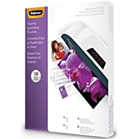 Fellowes Laminating Pouch- Thermal, Starter Kit, 130 Pack (5208502)