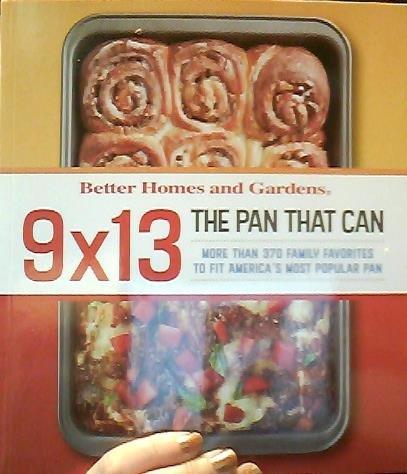 Download 9x13 the Pan That Can pdf epub