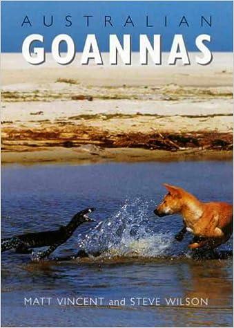 Australian Goannas: Matt Vincent, Steve Wilson