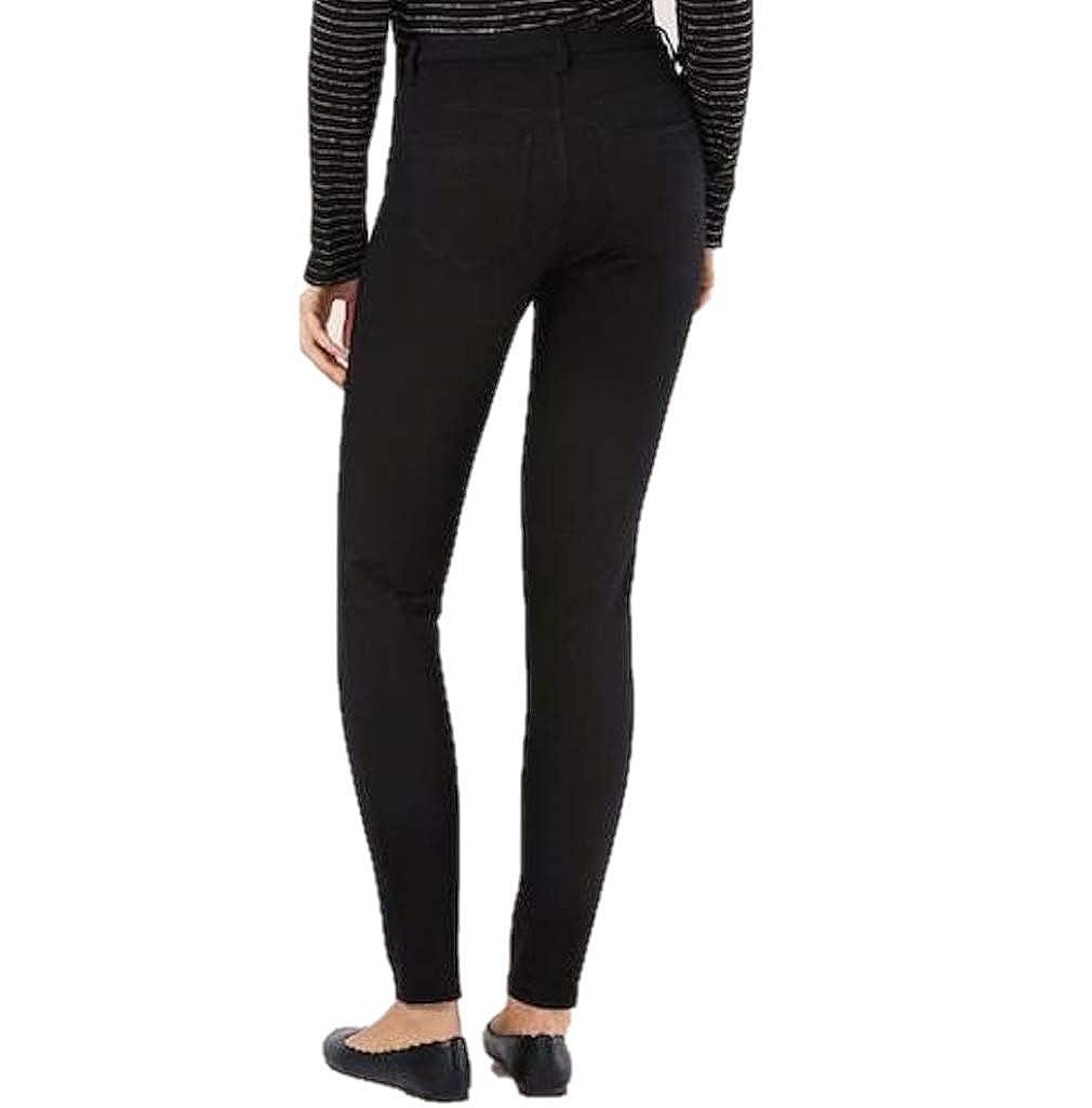6f55d389d22bd LC Lauren Conrad Women's Knit Pants (Black, 18) at Amazon Women's Clothing  store: