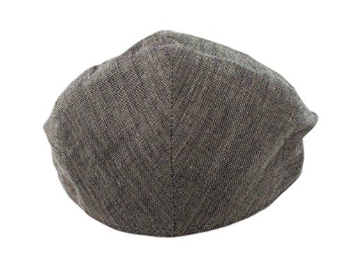 efa73630e11 Biddy Murphy Men s Linen Hat Lightweight Made in Ireland