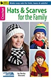 Great for gifts, the cozy designs in Hats and Scarves for the Family offer fashionable styles for kids, teens, and adults. Clear instructions are easy to follow, and bonus online technique videos offer extra help. All featuring medium weight yarn, th...