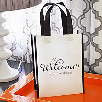 Amazon 25 wedding welcome bags health personal care 25 wedding welcome bags junglespirit Image collections