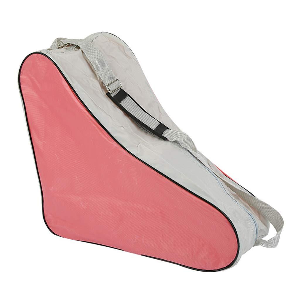 D DOLITY Ice Skating Bag Inline Skate Bag Skating Shoes Storage Carry Bag Roller Skates Backpack Sports Equipment for Men Women Outdoor Skating