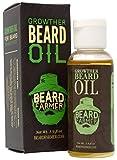 Beard Farmer - Growther Beard Growth Oil (Grow Your Beard Fast) All Natural...