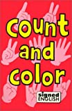 count color - Count and Color (Signed English)