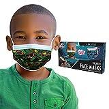 Children's Single Use Face Mask, Jurassic