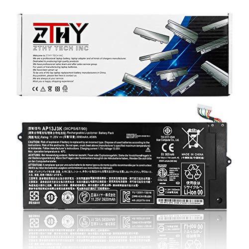 ZTHY AP13J3K AP13J4K Laptop Battery Replacement for Acer Chromebook 11.6