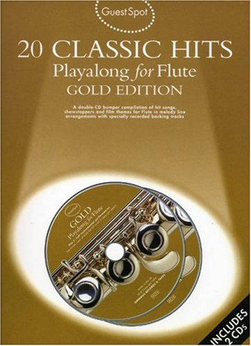 Download Guest Spot: 20 Classic Hits Playalong For Flute PDF