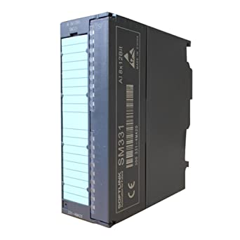 optically 8 AI SIEMENS 6ES7331-7KF02-0AB0 Simatic S7 SM331 Analog Input Module