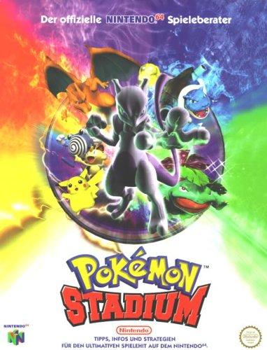 Pokemon Stadium - Offizieller Spieleberater