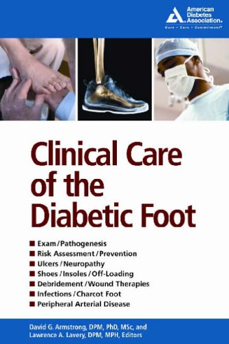 Pdf Clinical Care Of The Diabetic Foot Read Epub By David