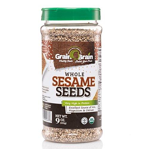 Sesame Seed Bagels - 9