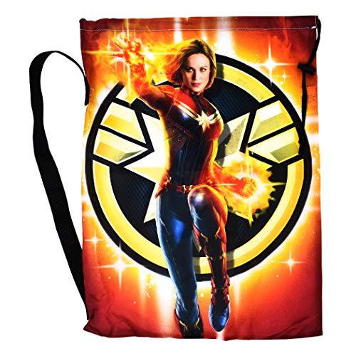 Captain America Movie Treat Bag - Captain Marvel Treat