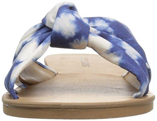 Noem Het Lente Dames Dwecien Dia Sandaal Wit / Marine