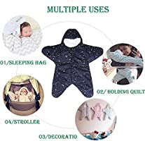 Universal Baby Anti Kick Sleep Sack Newborn Warm Swaddle For Bed Stroller Wrap ZYEZI Baby Sleeping Bag Wrap Blanket