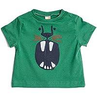 Camiseta Carinho Verde - Bebê
