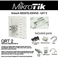 MikroTik RBQRTG-2SHPnD 17dBi 2.4GHz Dual Chain 802.11b/g/n CPE
