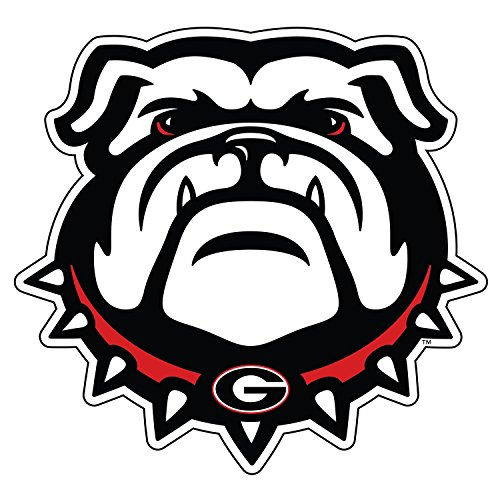 georgia bulldog corn hole - 3