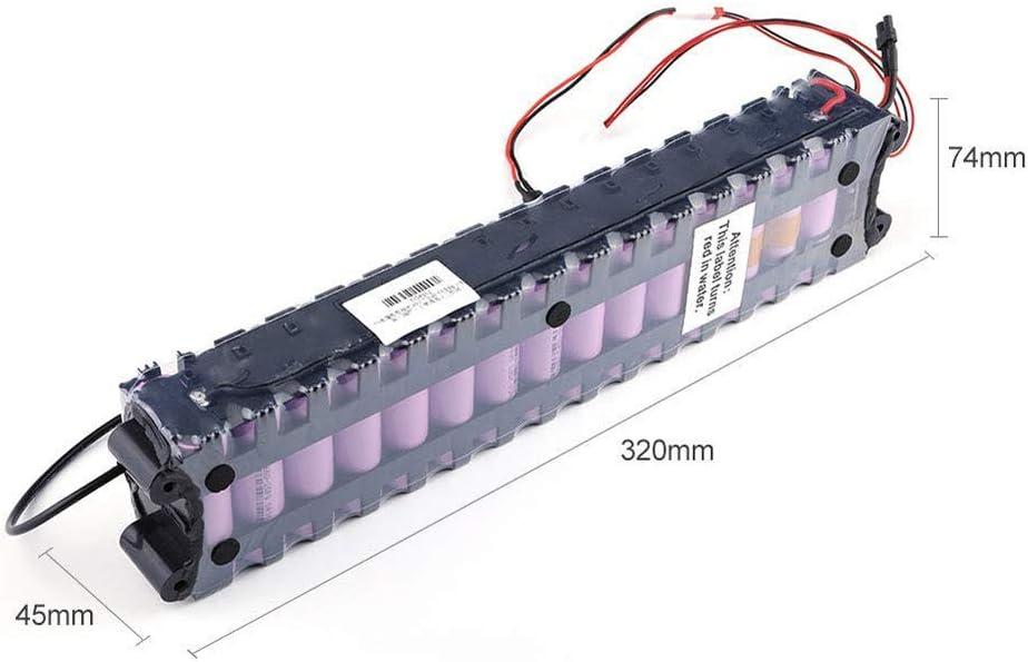 DM Batería de Scooter eléctrico, batería de 36V 7800mah para Accesorio de reemplazo de Scooter eléctrico Xiao-mi M365 (7800mAh)