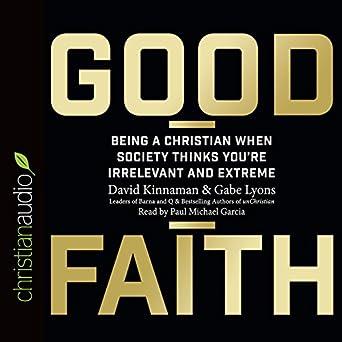 FAITH: The Imperative Ingredient