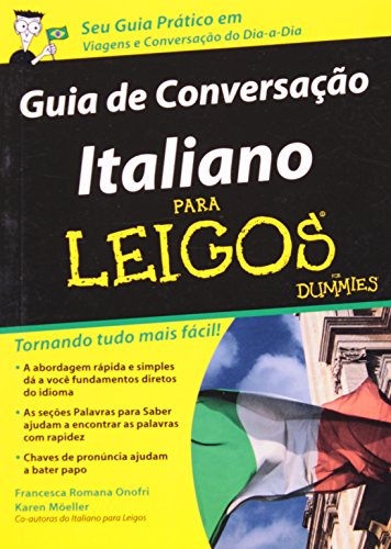 Guia de conversação italiano para leigos